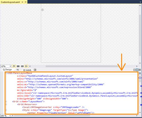 update layout xaml create a custom panel layout microsoft docs