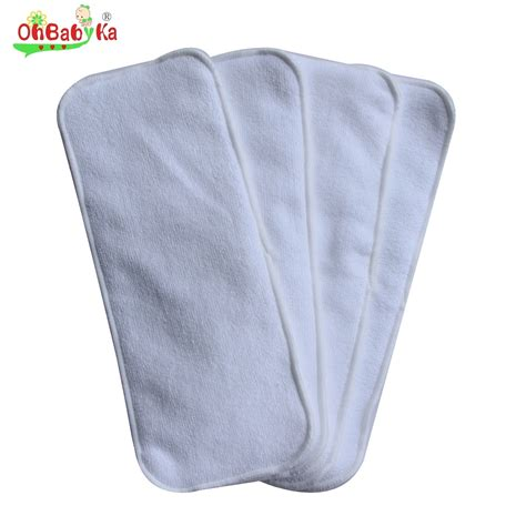 Cloth Diapers Insert Microfiberclodi Refill baby nappy changing pads covers washable cloth