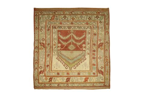 small square rugs turkish melas small square rug 3 7 quot x 4 7 quot omero home