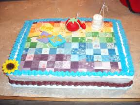 quilting themed birthday cake nani quilt cakes and