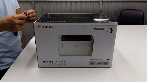 Printer Laser Canon Lbp 6030 canon lbp 6030 laser printer unboxing review and installation guidelines by it support bd