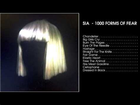 Sia Chandelier 1000 Forms Of Fear Sia 1000 Forms Of Fear Album By Diana Whi