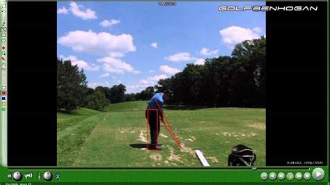 ben hogan golf swing analysis ben hogan golf swing analysis youtube