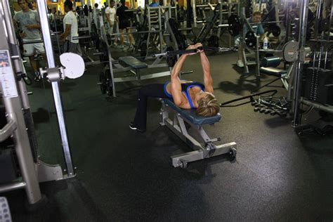 flat bench dumbell flye flat bench cable flyes exercise guide and video