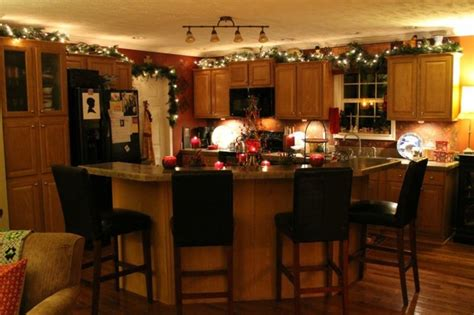 how to decorate your kitchen cocinas navidad y decoraci 243 n en 50 ideas creativas 250 nicas