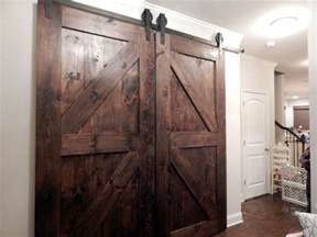 atlanta interior sliding barn doors z style by