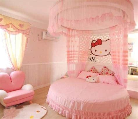 kitty  girls bedroom decorating ideas decoist
