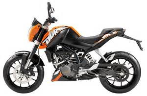 Ktm 125 Sports Bike Ktm 125 Duke Sports Motorcycle Bike Png Image Pngpix