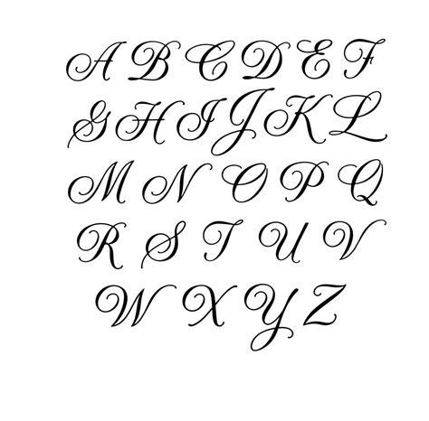 french script l pics for gt fancy script alphabet letters