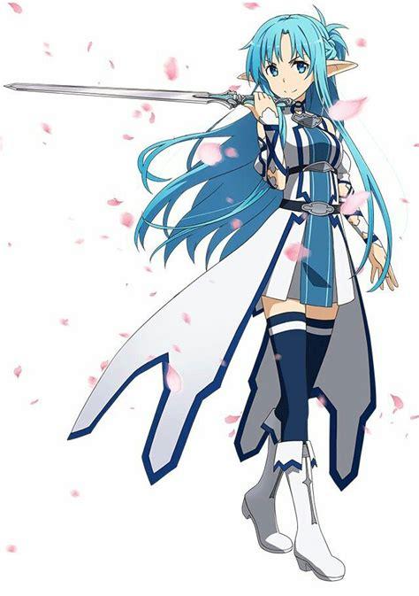 Sao Asuna asuna alo sword sword