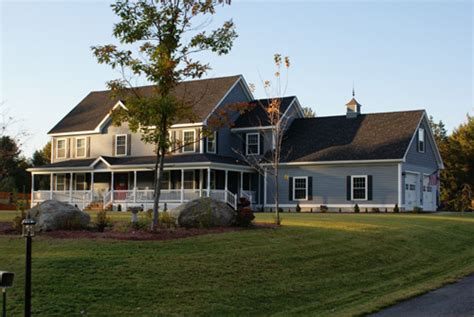 Colonial House With Farmers Porch by Colonial Home With Farmers Porch Small Home Construction