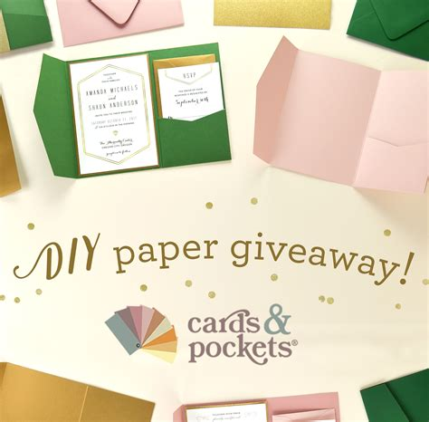 Diy Giveaway - diy paper giveaway the effortless girl diy