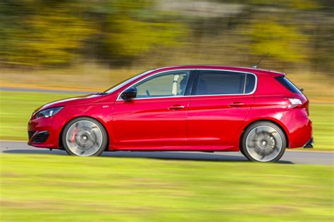 peugeot gti peugeot 308 gti review the best dash cams a selection