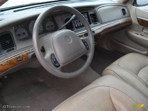 1999 Mercury Interior by Light Parchment Interior 1999 Mercury Grand Marquis Ls Photo 45928396 Gtcarlot