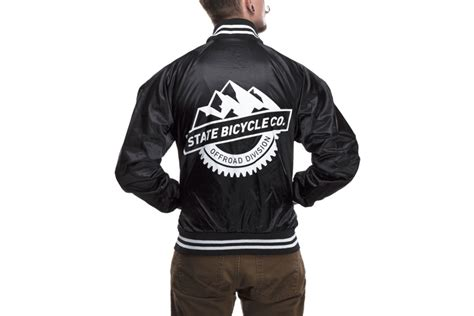 state bicycle co offroad division coach s jacket