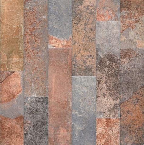marazzi piazza vita elegante ardesia 6 x 24 glazed porcelain floor tile porcelain tile