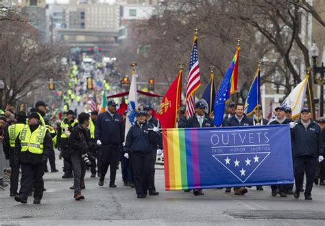 on why does boston have two st patricks day parades in a word southie parade faces backlash after rejection of gay