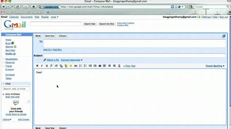 How To Use Html Email Templates In Gmail how to use email templates in gmail