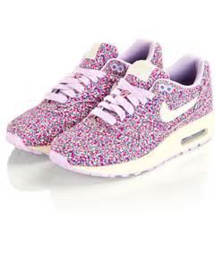 nike flower shoes liberty x nike aw13 alex