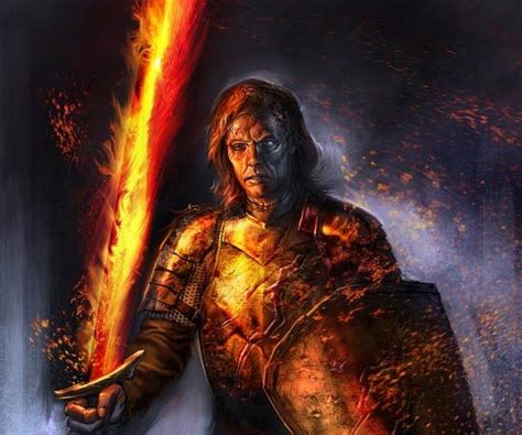 Lord Of Light Of Thrones by Beric Dondarrion Praise R Hllor The Lord Of Light