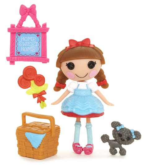 Mini Lalaloopsy Doll B Brave lalaloopsy mini dolls series 11 golden brick road