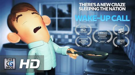 short film from up quot wake up call quot animated short film animation hd now