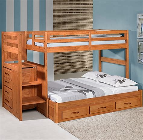 Free Plans For Bunk Beds With Stairs Bunk Bed Plans With Stairs Free 187 Woodworktips
