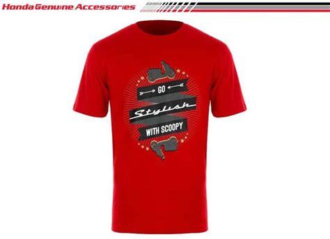 Tshirt Kaos Honda Cbr scoopy go t shirt merchendise resmi kaos honda