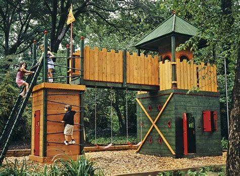 coolest backyard designs  playgrounds