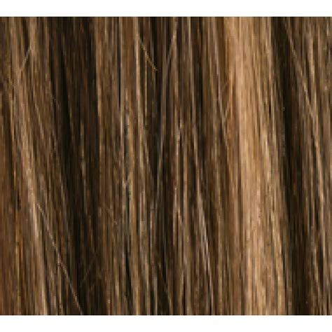 brown hair extensions 18 quot deluxe wefted clip in human hair extensions 4