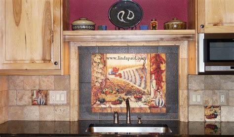 kitchen mural backsplash kitchen backsplash pictures ideas and designs of backsplashes