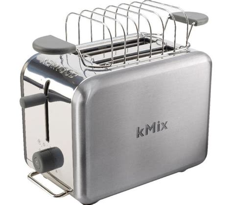 Toaster Kenwood buy kenwood kmix 0wttm020s1 2 slice toaster stainless steel free delivery currys