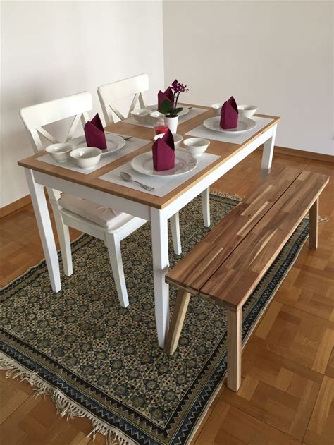 bench dining table ikea brilliant ikea dining table and bench best 10 ikea dining