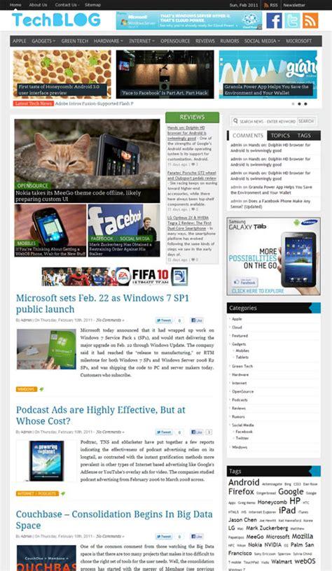 blogspot themes tech tech blog premium wordpress theme