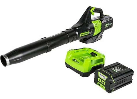 greenworks pro bll cordless blower spec review deals