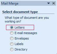 perintah awal membuat mail merge boleh dicoba membuat mail merge dengan office word 2010