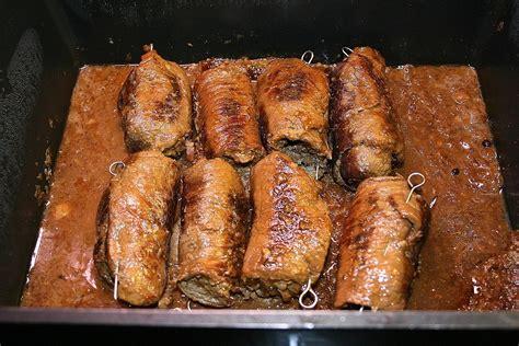 cucinare rollè di vitello involtini di carne al forno ripieni ricetta e consigli