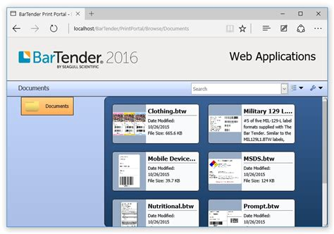 barcode software free 30 day trial edition bartender by seagull scientific