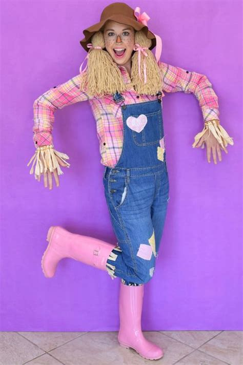 diy scarecrow costume ideas scarecrow halloween