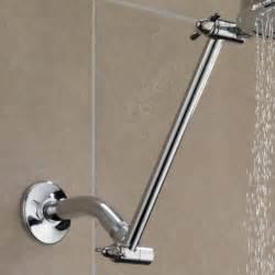delta universal showering components 10 5 quot adjustable