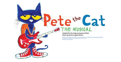 pete the i pete the pete the cat books pete the cat the musical the theater
