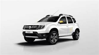 Renault Duster Dacia Dacia Bringing Duster Air And Sandero Black Touch Editions