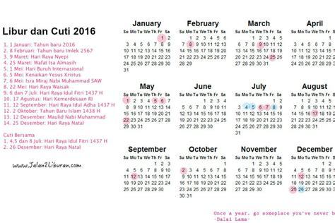 Info Libur Lebaran 2017 Xc bandung merdeka ini jadwal 19 hari libur nasional dan cuti bersama 2016