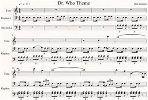 doctor who theme doctor who theme song on
