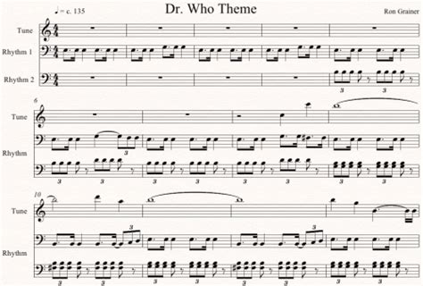 theme music dr who doctor who theme song on tumblr