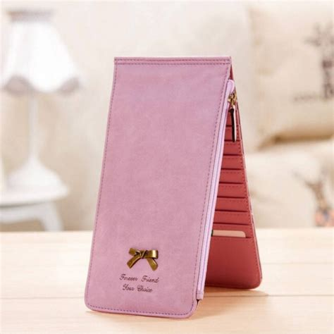 Lovely Wallet wallet lovely bow leather wallet for zipper