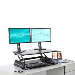 Standing Desk Staples Varidesk Varidesk 163 179 00 Genesys Office Furniture