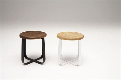 Stool Design by Phase Design Reza Feiz Designer Primi Low Stool