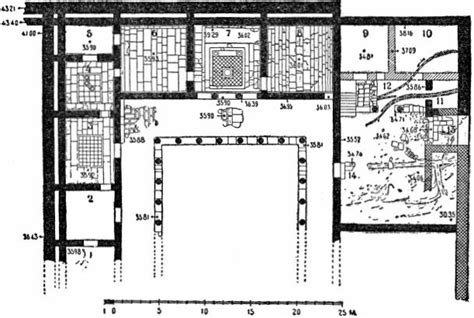 ancient greek house floor plan ancient greek house plans find house plans