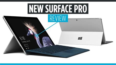 Microsoft Surface Pro 5 review the new microsoft surface pro 2017 surface pro 5